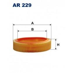 FILTR POWIETRZA FILTRON AR229
