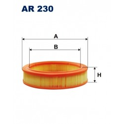 FILTR POWIETRZA FILTRON AR230