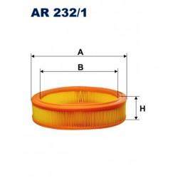 FILTR POWIETRZA FILTRON AR232/1