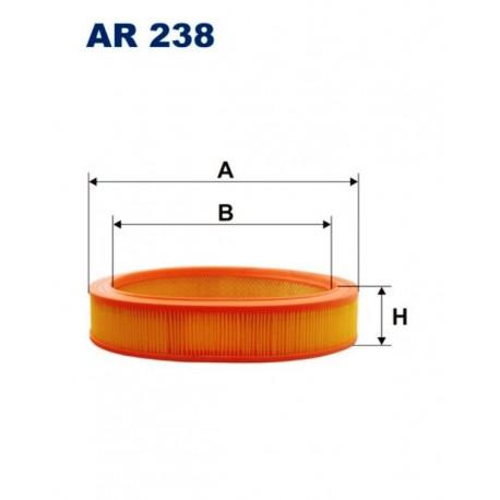 FILTR POWIETRZA FILTRON AR238