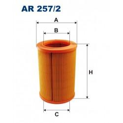 FILTR POWIETRZA FILTRON AR257/2