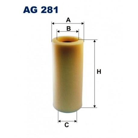 FILTR POWIETRZA FILTRON AG281