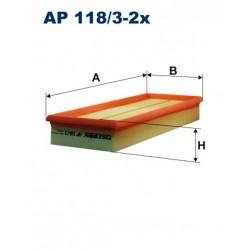 FILTR POWIETRZA FILTRON AP118/3-2x