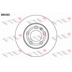 TARCZA HAMULCOWA 239X18 V 5-OTW SKODA FABIA ROOMSTER VW FOX 1 SZT FTE BS5282