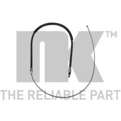 LINKA HAMULCA RĘCZNEGO BMW X1 E84 09- LEWY PRAWY TYŁ 1558/779 KOD NK 901547