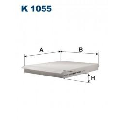 FILTR KABINY GC-7012 FILTRON KOD K1055