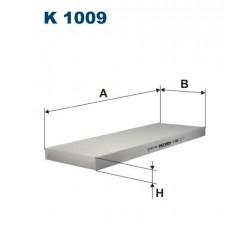 FILTR KABINY GC-7060 FILTRON KOD K1009