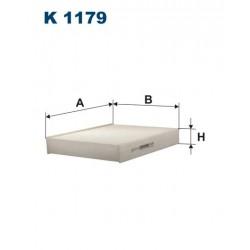 FILTR KABINY GC-7088-2 FILTRON KOD K1179-2X