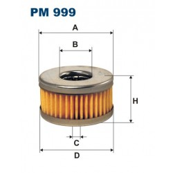 FILTR DO GAZU PM999 LOVATO WG1001