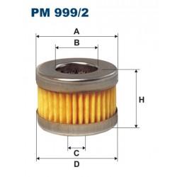 FILTR DO GAZU PM999/2 LANDI WG1002