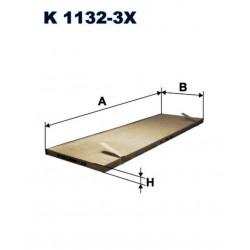FILTR KABINOWY FILTRON K1132-3X