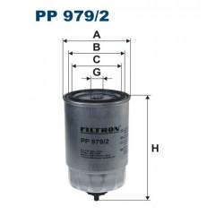 FILTR PALIWA 354536 ZAMIENNIK FILTRONA PP 979/2