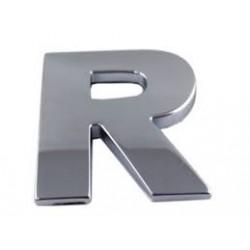 LITERKI SAMOPRZYLEPNE 3D LITERKA R