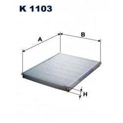 FILTR KABINY 338 515 ZAMIENNIK FILTRONA K1103