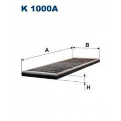 FILTR KABINY 338 570 ZAMIENNIK FILTRONA K1000A
