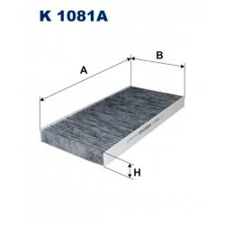 FILTR KABINY 338 574 ZAMIENNIK FILTRONA K1081A