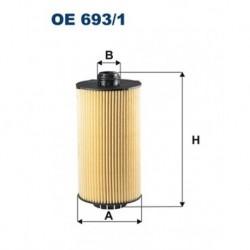 FILTR OLEJU FILTRON OE693/1