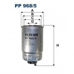 FILTR PALIWA FILTRON PP968/5