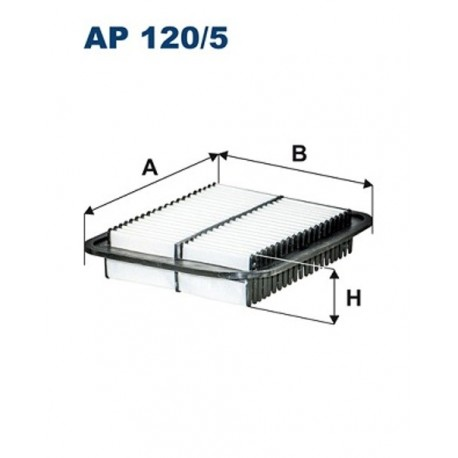 FILTR POWIETRZA FILTRON AP120/5