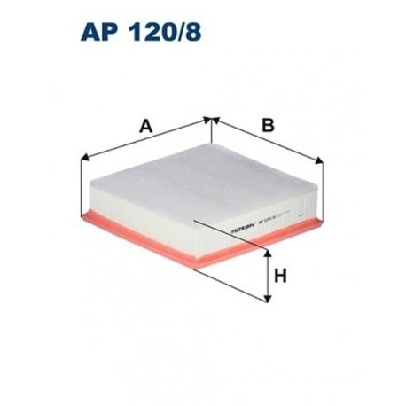FILTR POWIETRZA FILTRON AP120/8