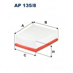 FILTR POWIETRZA FILTRON AP135/8