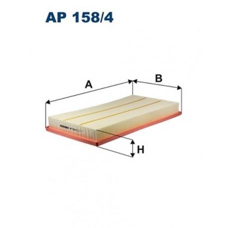 FILTR POWIETRZA FILTRON AP158/4