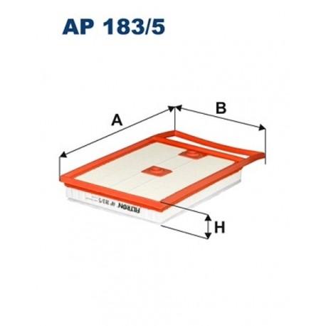 FILTR POWIETRZA FILTRON AP183/5