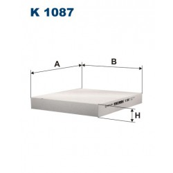 FILTR KABINY GC-7038