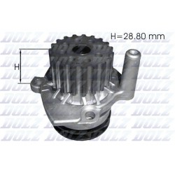 POMPA WODY DOLZ AUDI,VW 1.6-2.0 TDI 03-