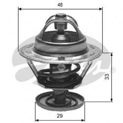 TERMOSTAT TH12182G1 COROLLA,CELICA,CARINA 83- 82C