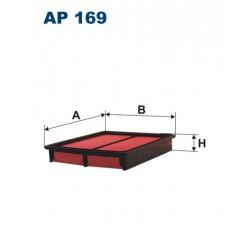 FILTR POWIETRZA WT288012 ZAMIENNIK FILTRONA AP 169