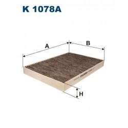 FILTR KABINY 328446 ZAMIENNIK FILTRONA K 1078A