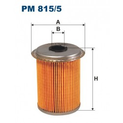 FILTR PALIWA VT89400 ZAMIENNIK FILTRONA PM 815/5
