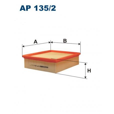 FILTR POWIETRZA WT236036 ZAMIENNIK FILTRONA AP 135/2