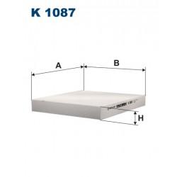 FILTR KABINY WT333002 ZAMIENNIK FILTRONA K 1087