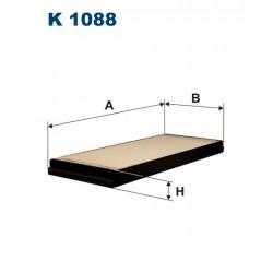 FILTR KABINY 338482 ZAMIENNIK FILTRONA K 1088
