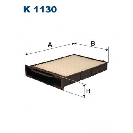FILTR KABINY 338491 ZAMIENNIK FILTRONA K 1130