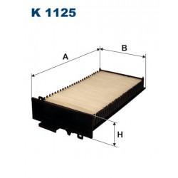FILTR KABINY 338500 ZAMIENNIK FILTRONA K 1125