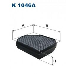 FILTR KABINY 338550 ZAMIENNIK FILTRONA K 1046A
