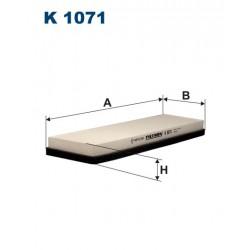 FILTR KABINY 338575 ZAMIENNIK FILTRONA K 1071