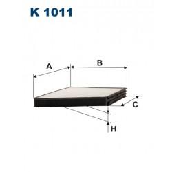 FILTR KABINY 338595 ZAMIENNIK FILTRONA K 1011