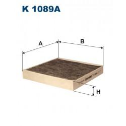FILTR KABINY 338598 ZAMIENNIK FILTRONA K 1089A