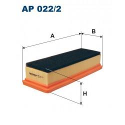 FILTR POWIETRZA 344570 ZAMIENNIK FILTRONA AP 022/2